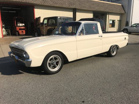 1961 Ford Falcon Ranchero, solid great running car for sale