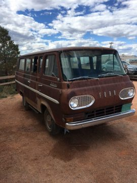 1966 Ford Falcon Club Wagon Extended Van for sale