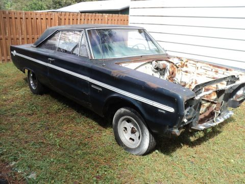 1966 Plymouth Belvedere II 426 Hemi Project for sale