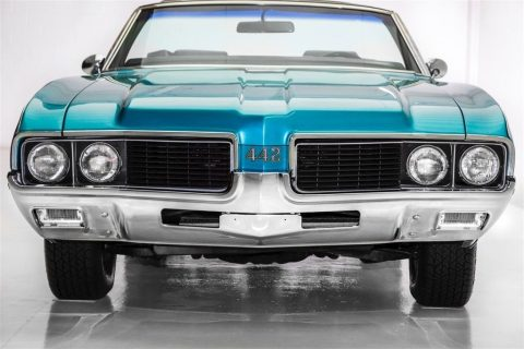NICE 1969 Oldsmobile 442 Convertible, (344 vin) 455 for sale