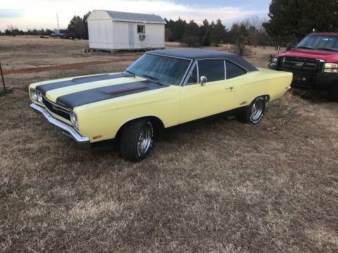 NICE 1969 Plymouth GTX for sale