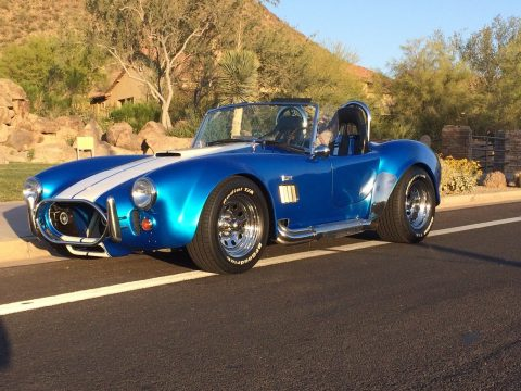 Replica 1965 Shelby Cobra AC for sale
