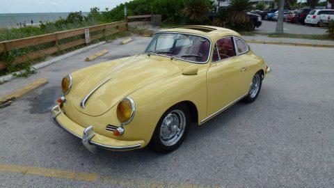 Beautiful 1963 Porsche 356 S for sale