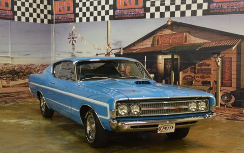 EXTREMELY RARE 1969 Ford Torino GT for sale