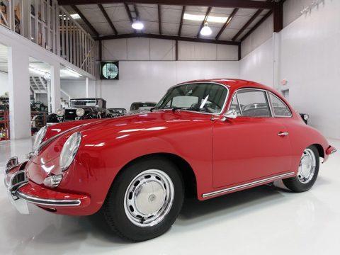 Gorgeous 1964 Porsche 356C Coupe by Karmann – Gorgeous Restoration for sale