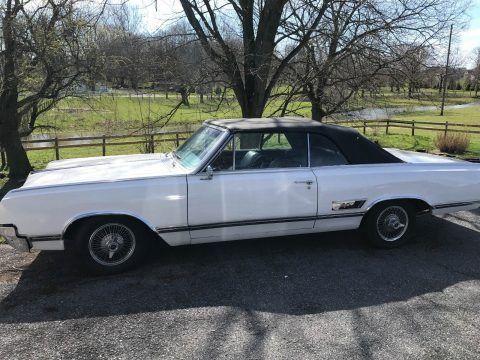 NICE 1965 Oldsmobile Cutlass 442 for sale