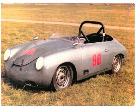 RARE 1960 Porsche 356 Cabriolet for sale