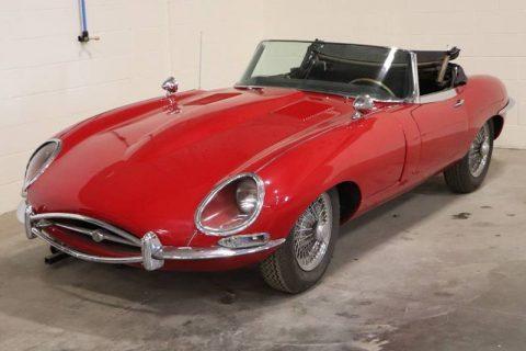 BEAUTIFUL 1964 Jaguar E Type for sale