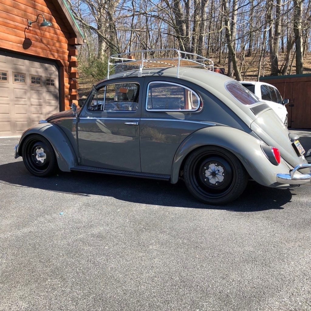 Volkswagen Bug For Sale: FULLY RESTORED 1964 Volkswagen Beetle Classic For Sale