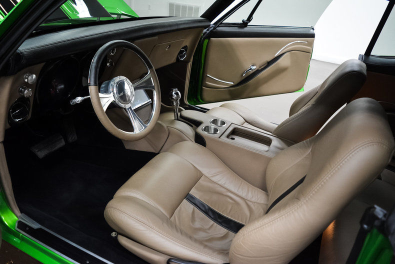 GREAT 1967 Chevrolet Camaro LS Protouring