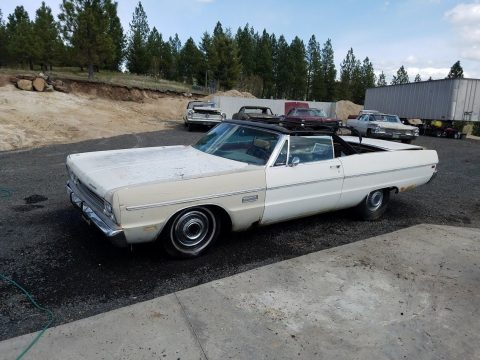 NICE 1969 Plymouth Fury for sale