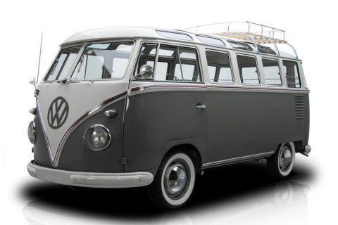 STUNNING 1960 Volkswagen Kombi 23 Window Bus for sale