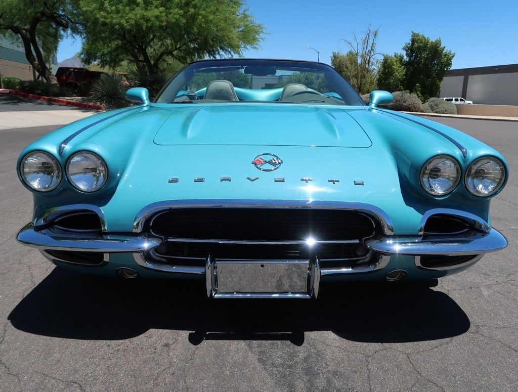 1962 Chevrolet Corvette Convertible CRC – Show Quailty