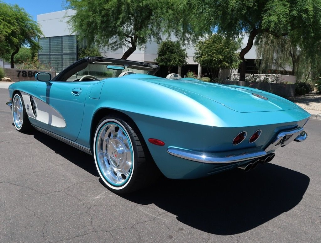 1962 chevrolet corvette convertible crc show quailty for sale