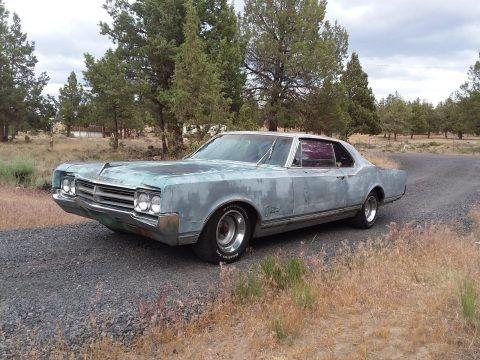 NICE 1965 Oldsmobile Starfire for sale