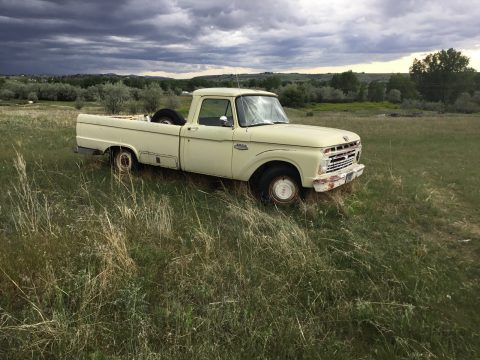 GREAT 1966 Ford F 250 for sale