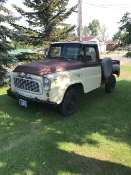 VERY RARE 1961 International Harvester for sale