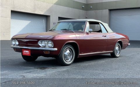 1965 Chevrolet Corvair Convertible for sale