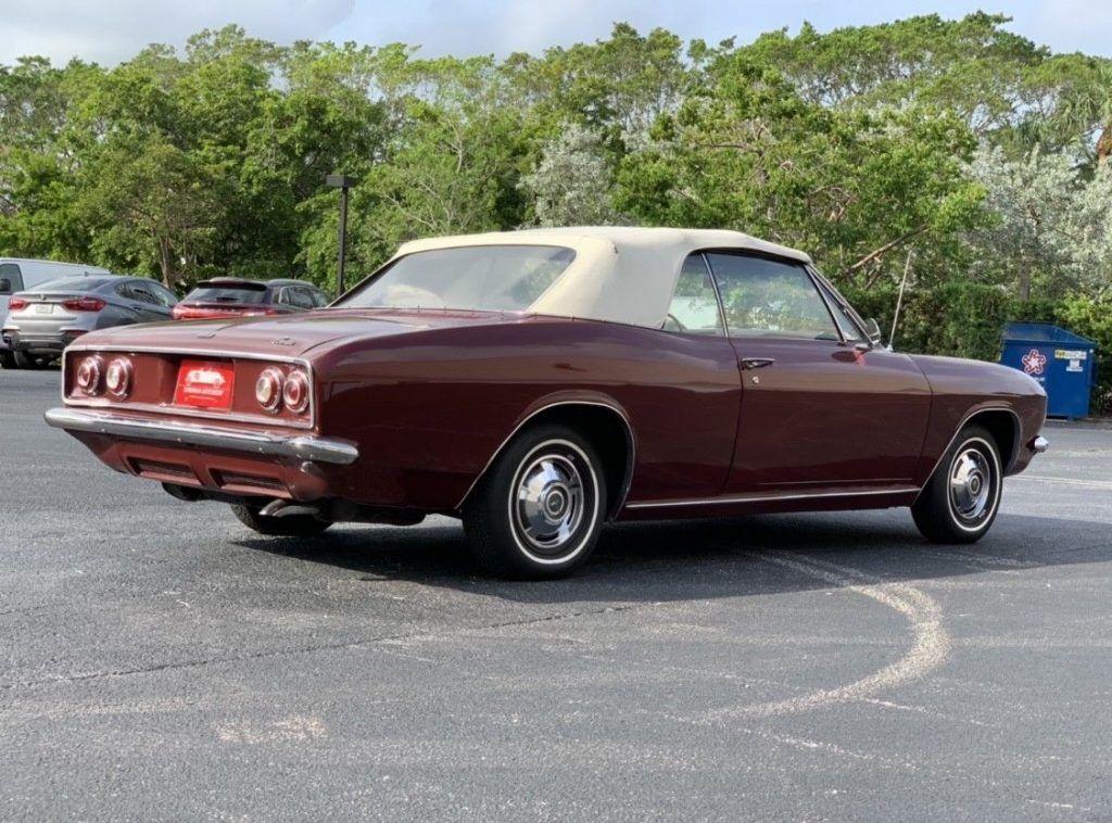 1965 Chevrolet Corvair Convertible