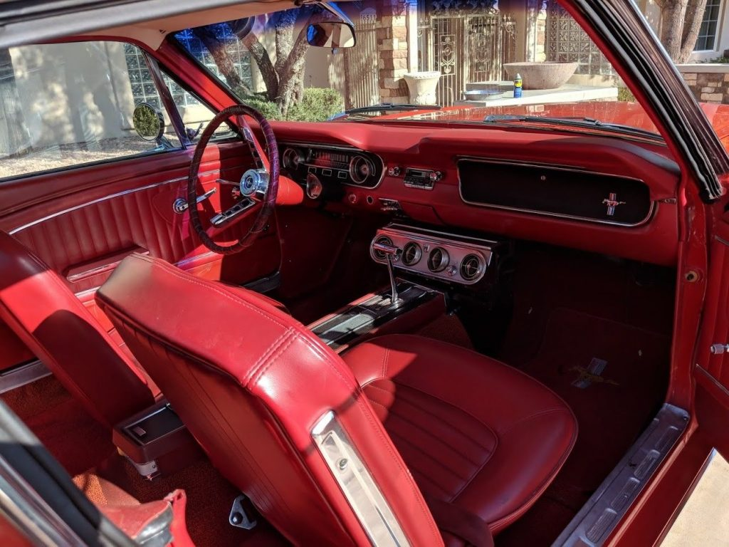 1965 Ford Mustang Fastback – runs nice! for sale