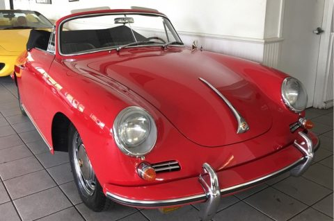 1965 Porsche Cabriolet 356C for sale