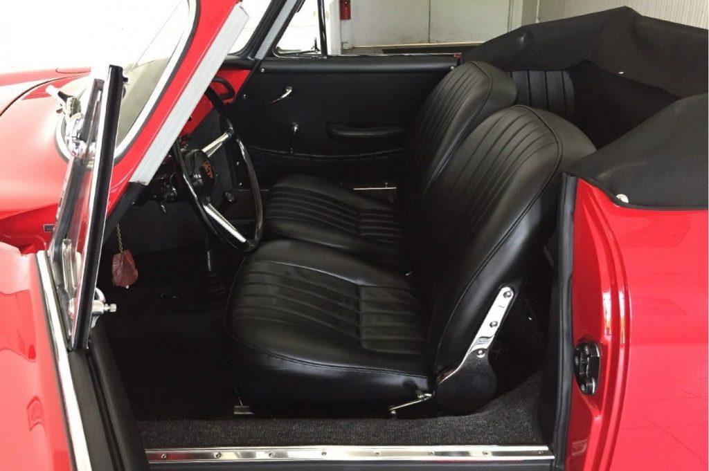 1965 Porsche Cabriolet 356C