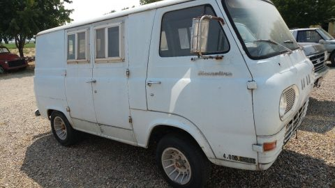 1966 Ford E Series Van for sale