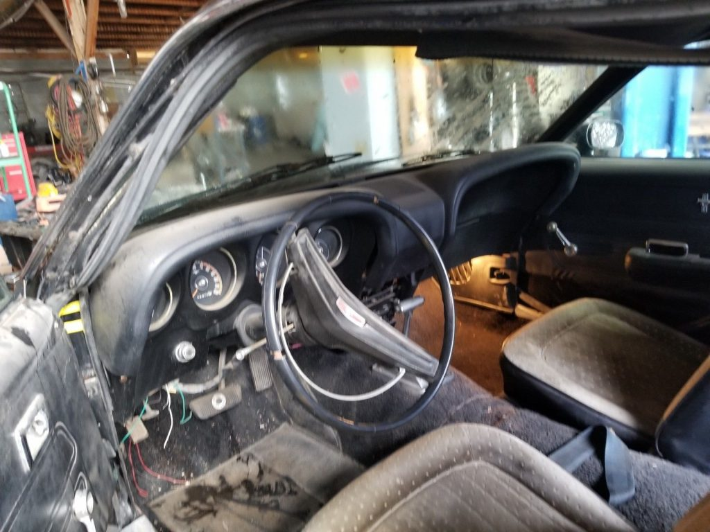 1969 Ford Mustang – runs and drives!