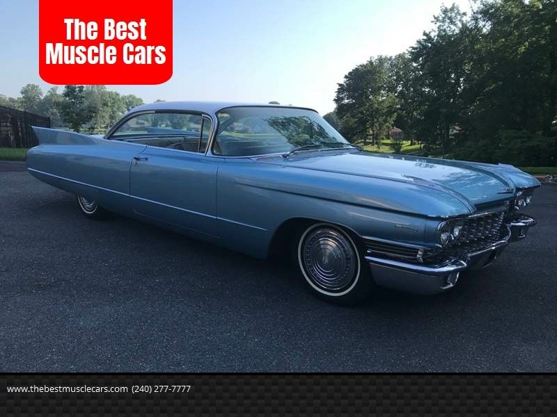 AWESOME 1960 Cadillac Series 62