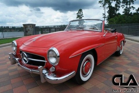 BEAUTIFUL 1962 Mercedes Benz SL Class for sale
